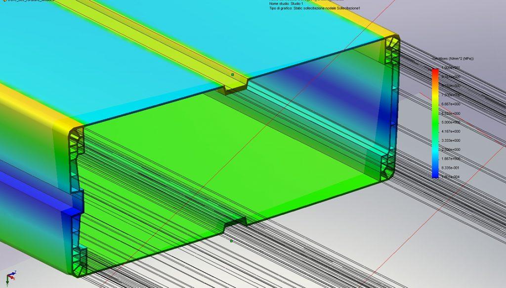 PVC profile  Noise Block Projects